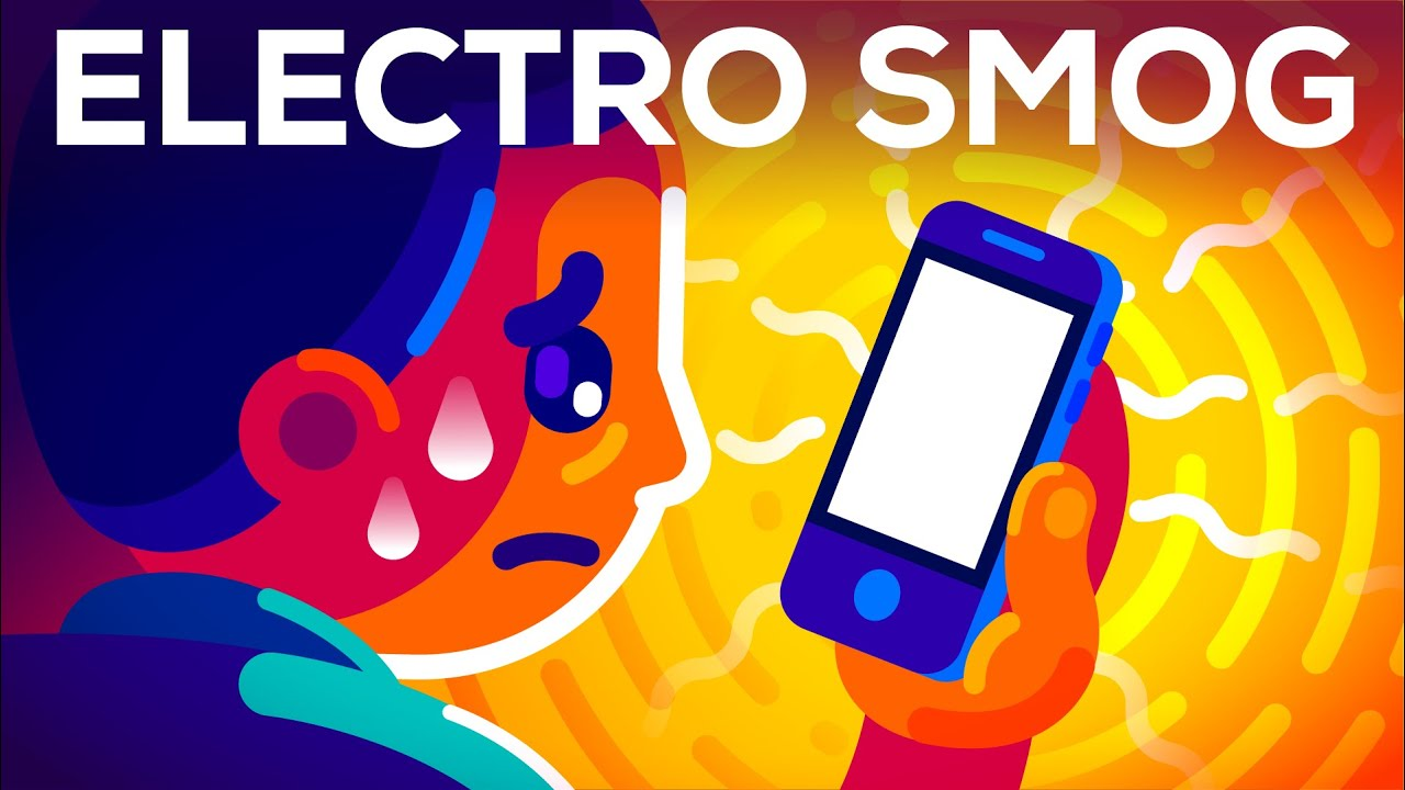 Could Your Phone Hurt You? Electromagnetic Pollution