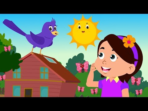 Kuhu Kuhu Bole Koyal | Hindi Rhyme For Kids | कुहू कुहू बोले कोयल | Kids Tv India | Hindi Bal Geet