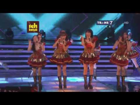 JKT48 - Luar Biasa (Saikou Kayo) LIVE HUT TRANSMEDIA KE-15 #JKT4815TRANSMEDIA #TRANSMEDIA15YOU
