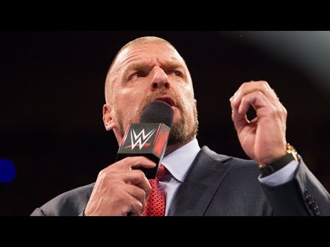 Triple H On Why The Rock Was Recently At The WWE PC, Rock's Daughter