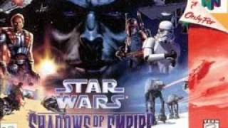 Star Wars: Shadows of the Empire N64 Title Music