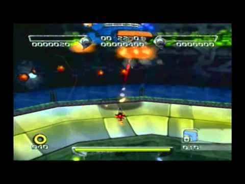 Shadow the Hedgehog Episode 7: Charging particle beam cannon!
