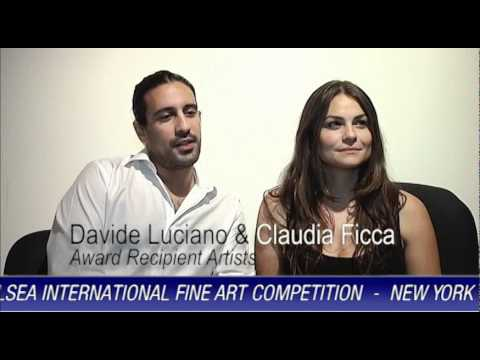 The 25th Chelsea International Fine Art Competition -
