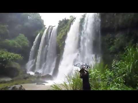 Suptodhara waterfalls...a mighty waterfalls in bangladesh