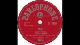 Download lagu Edna Savage - Once(1956)