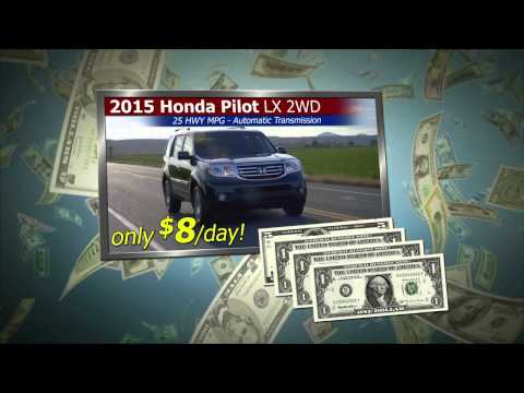 Honda Presidents' Day Sale Going On NOW!