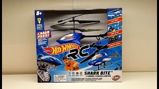 Hot Wheels RC Helicopter | Remote Control | Flying / Crash Tests!