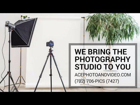 Las Vegas Business Headshot Photography Services