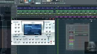 Минус под РЭП в FL Studio