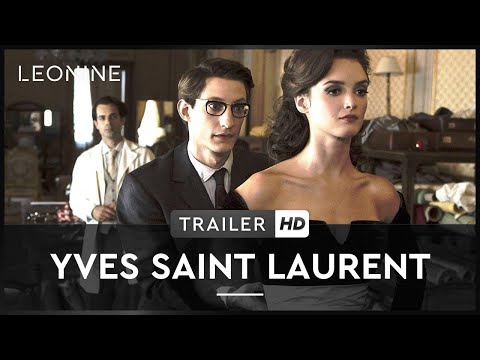 Yves Saint Laurent – Trailer (deutsch/german)