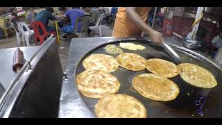 Mix Paratha | Street Food Of Karachi, Pakistan.