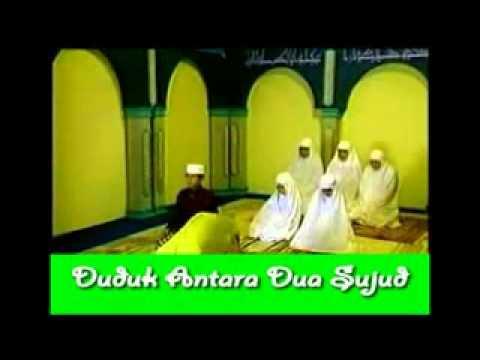 Tatacara Cara Solat Magrib Belajar Sholat Maghrib Bacaan ...
