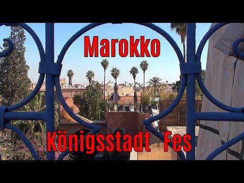 2018 Marokko - Rundreise Königsstadt Fes 3/5