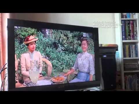 Flicking Through Multi Satellite TV on Christmas Day 2014