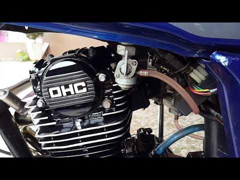Honda ML 1988 OHC Preparada