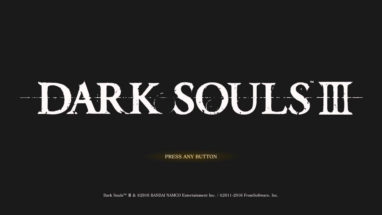 how to get out of dark souls 3 build screen