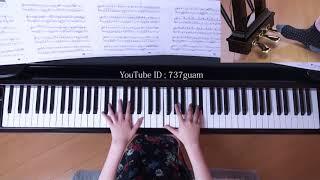 使用楽譜:ぷりんと楽譜・中級(美しく響くソロver.) 採譜者:秋敦子 2...