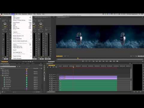 Make 3D stereoscopic DCP in Premiere Pro