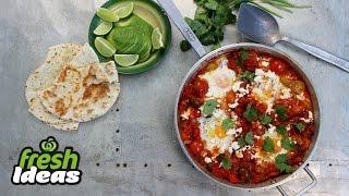 Mexican Huevos Rancheros  Woolworths