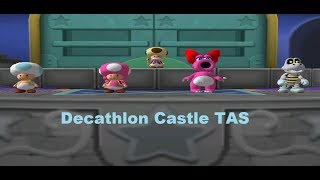 Mario Party 7 - Decathlon Castle [TAS]
