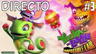 Vídeo Yooka-Laylee and the Impossible Lair