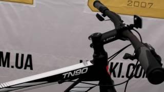 Обзор велосипеда Leon TN 90