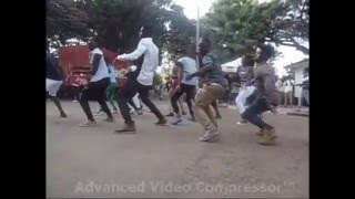 unconditionally bae dance by Cjui dancers maseno university