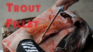 How to Fillet and Debone a Rainbow Trout