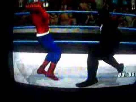 Spiderman Vs ..........