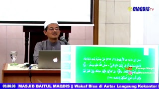 STUDY AL-QUR'AN KOMPREHENSIF - DI MASJID BAITULMU'MIN