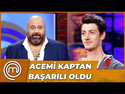 Somer Şef, Alican'ın Kaptanlığını Övdü | MasterChef Türkiye