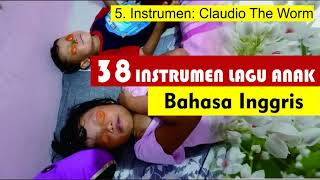 38 Instrumen Lagu Anak Bahasa Inggris Populer (no copyright)