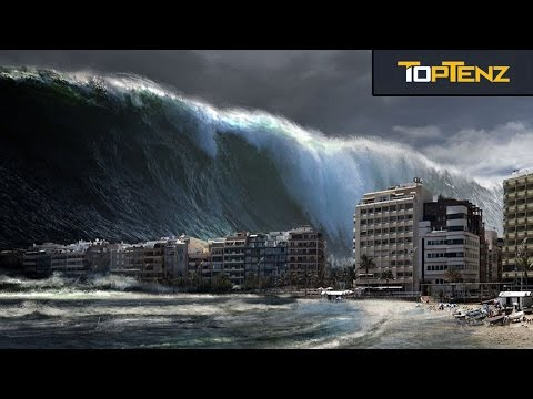 "What Would Happen if ""The BIG ONE"" (Earthquake) Hits the WEST COAST"