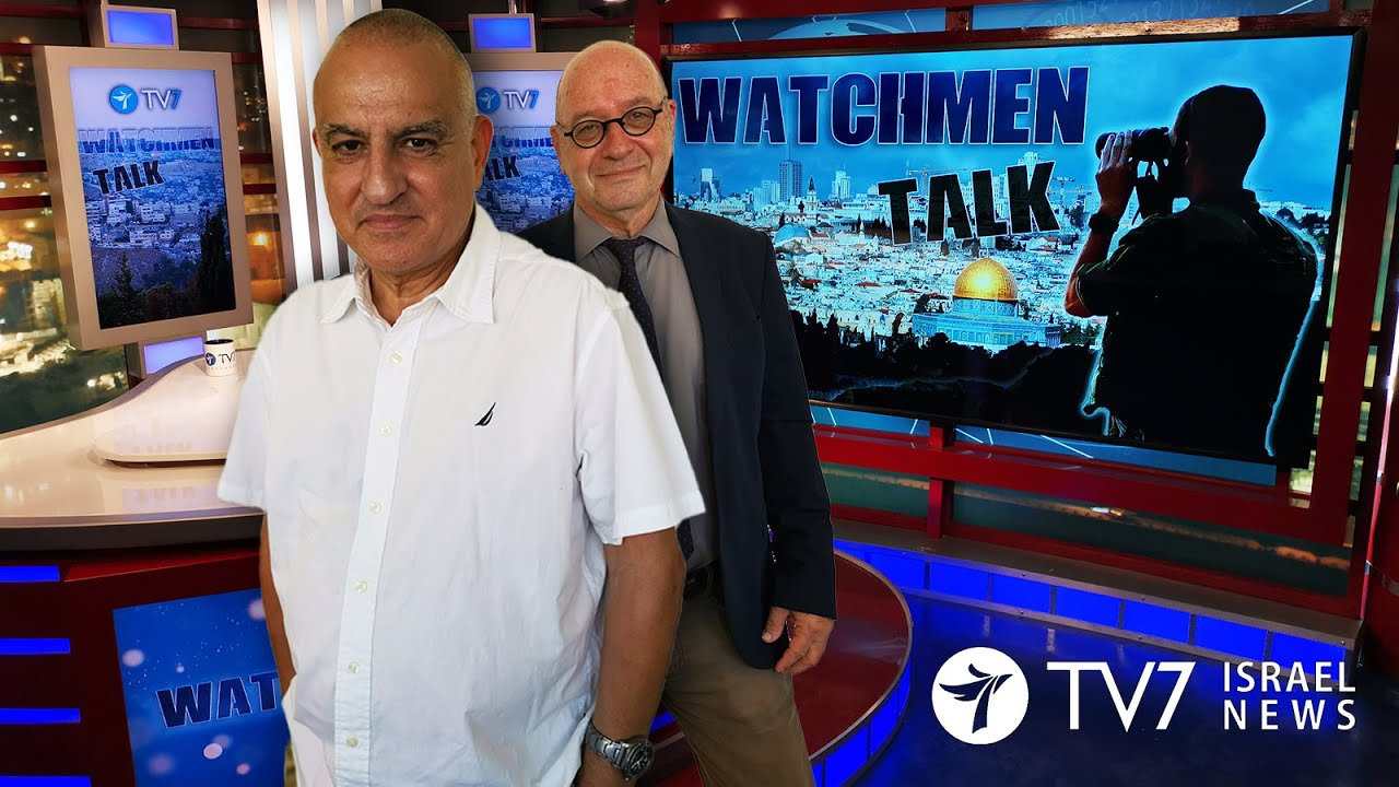 TV7 Israel: Watchmen Talk – Cyber Warfare Expert Col. (res) Gabriel Siboni