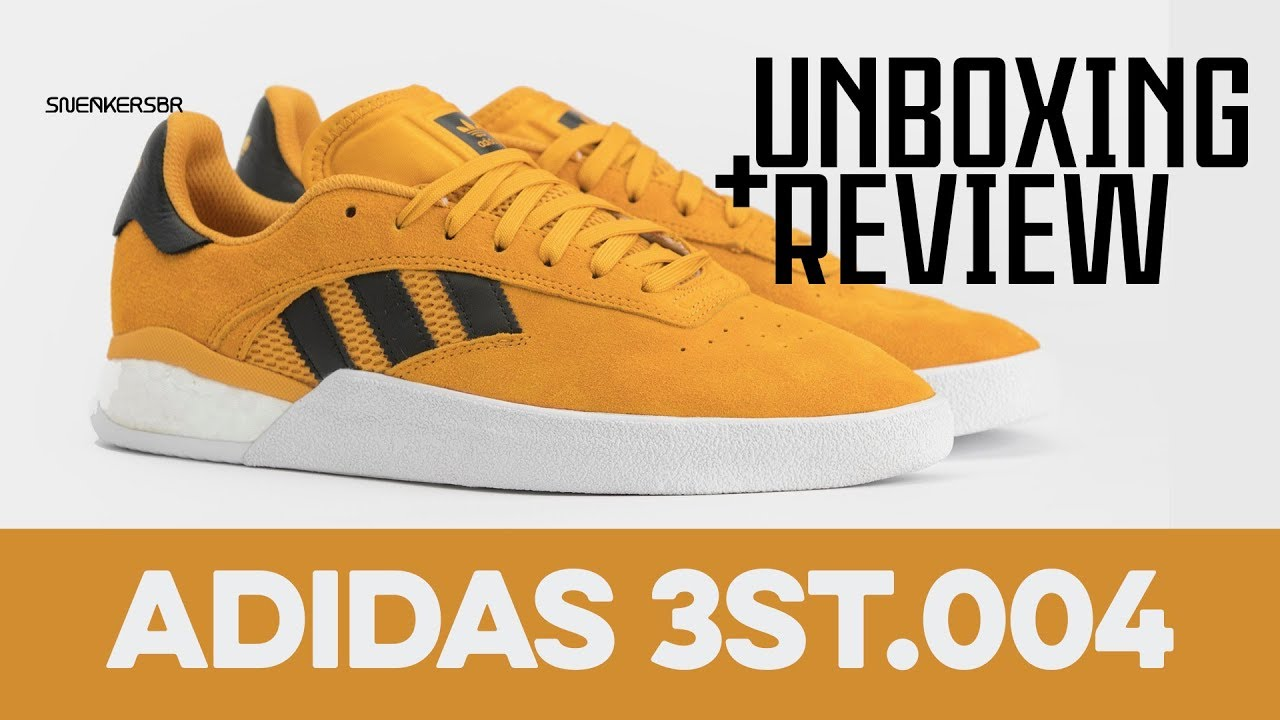 sábado documental dieta  UNBOXING+REVIEW - adidas 3ST.004 - YouTube