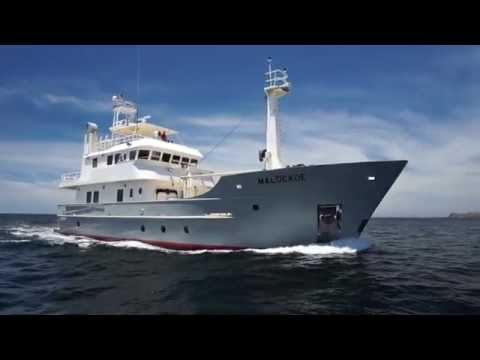 Maloekoe Expedition Yacht Youtube