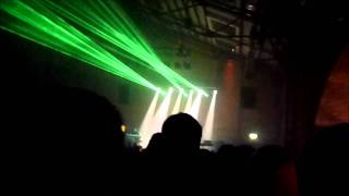 808 State LIVE - Cobra Bora @ Village Underground, London - 27/01/12