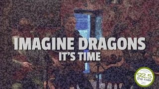 Imagine Dragons perform