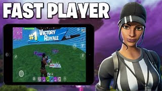 Fortnite Mobile Player/ Decent Builder / Duos with Fans/ (235+ Wins)