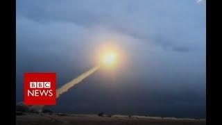 Russia describes 'invincible missile' - BBC News