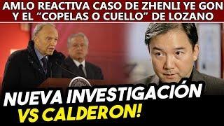 Obrador reactiva caso de Zhenli Ye Gon. No aparecen los millones que le quitó Calderón