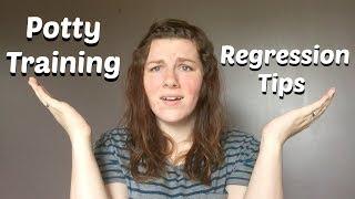 Potty Regression Tips