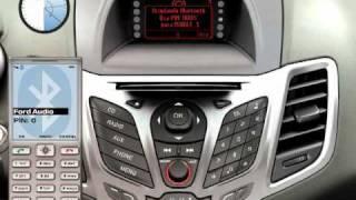 Ford Fiesta Vinculación del teléfono móvil