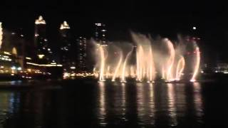 Dubai Fountain - TAKE ME TO YOUR HEART (Chinese Version)