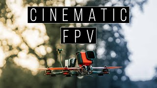 The Next Evolution In Cinematic Drones - FPV