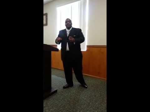 Pastor Charles Stewart