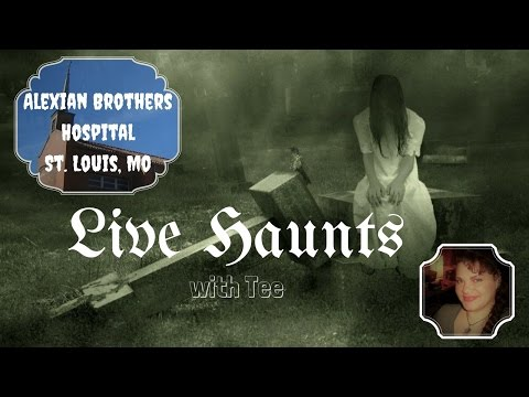 EXORCIST ~ Alexian Brothers Hospital St. Louis, Mo