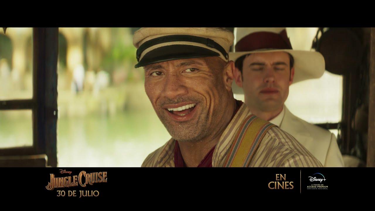 Jungle Cruise de Disney   Anuncio: 'Esta selva'   HD