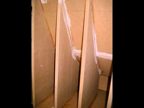 Fabrication caisson basse 15 39 sono youtube - Table basse fabrication maison ...