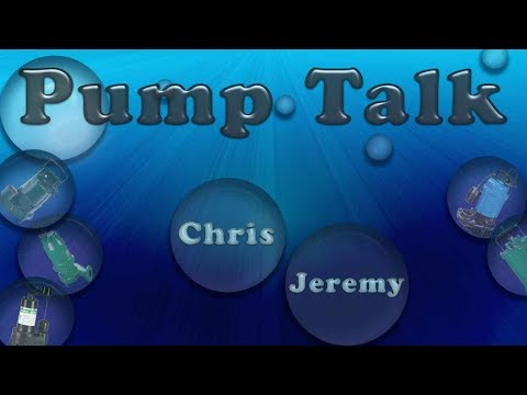 Pump Talk - Episode Three